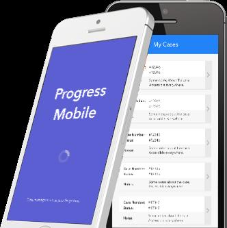 Progress Mobile Image